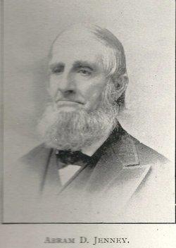 Abram D Jenney