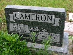 Margaret Mabel <i>Waldriff</i> Cameron