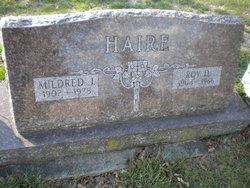 Mildred J <i>Esmond</i> Haire