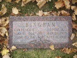 Lawrence Elmer Bingham
