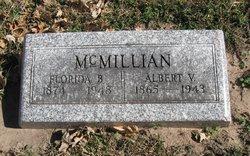 Albert V McMillan