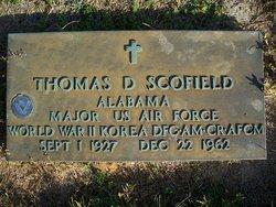 Thomas David Scofield