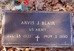 Arvis J. Blair