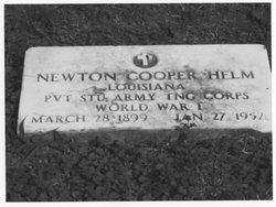 Newton Cooper Helm