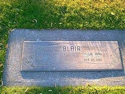 Roy Alexander Blair
