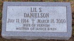 Lillian Sylvia <i>Dragseth</i> Danielson