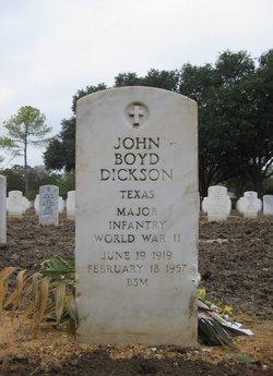 John Boyd Dickson