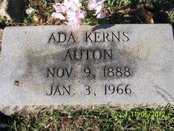 Ada <i>Kerns</i> Auton