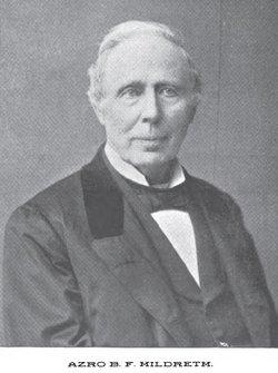Azro Benjamin Franklin Hildreth