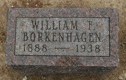 William F Borkenhagen