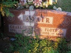 Charlotte E <i>Fry</i> Adair