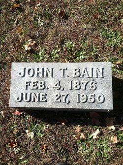 John Talmadge Bain