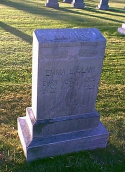 Emma Lucinda <i>Becannon</i> Blair