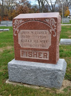 Eliza L. <i>Wright</i> Fisher