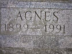 Agnes <i>Evans</i> Mawhorter