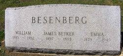 James C Betker