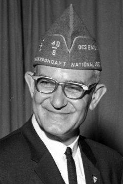 Maj Joel Alfred Bunch