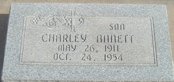 Charley Annett