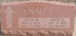 Ellis G. Annett
