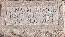 Lena M. Block