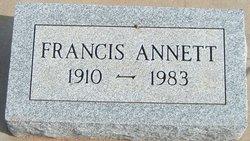 Francis Annett