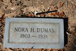 Nora <i>Harvell</i> Dumas