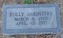 Mrs Polly <i>McWhorter</i> McKinstry