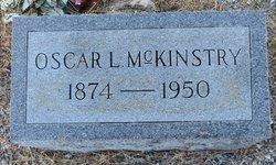 Oscar Leonidas Mckinstry, II