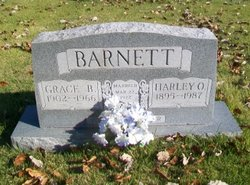 Harley Oris Barnett