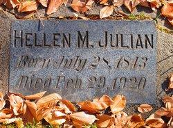 Helen M Clary Julian