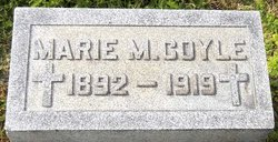 Marie M. <i>Cavanaugh</i> Coyle
