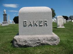 Mariette <i>Sharp</i> Baker