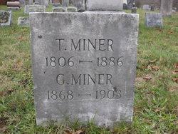 Timothy Miner