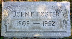 John D Foster