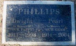 Pearl Susan <i>McAulay</i> Phillips