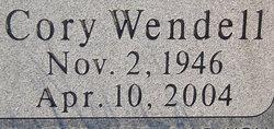Cory Wendell Allred
