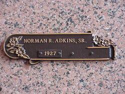 Norman R Sarge Adkins, Sr