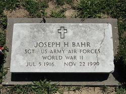 Joseph H. Bahr