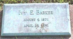 Iva Eldora <i>McBride</i> Barker