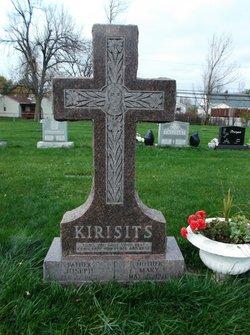 Mary <i>Kirisits</i> Kirisits