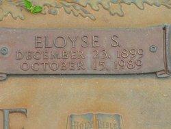 Eloyse Stovall <i>Burroughs</i> Broome