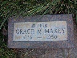 Grace M <i>Taylor</i> Maxey