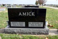 Donna Joyce <i>Morris</i> Amick
