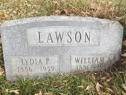 Mrs Lydia Frances <i>Barnhart</i> Lawson