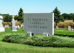 Saint Mathias Catholic Cemetery