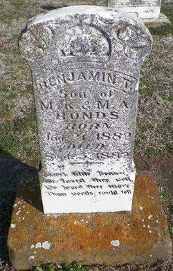 Benjamin T. Bonds
