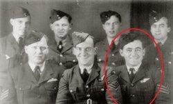 Flight Sergeant Eric Clayworth
