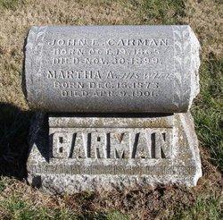 Martha A Carman