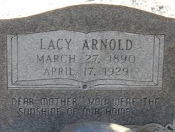 Lacy <i>Edwards</i> Arnold