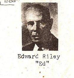 Edward Riley McEwen